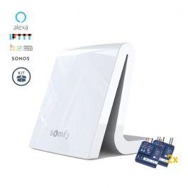 Somfy Smart Home Kit Premium Licht Unterputz